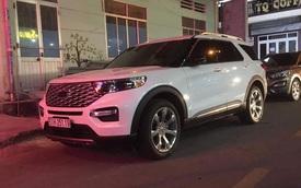 'Hàng hot' Ford Explorer 2020 bất ngờ xuất hiện tại Việt Nam - nguồn gốc chiếc xe khiến nhiều người tò mò