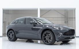 Aston Martin DBX sắp về Việt Nam - SUV mang động cơ siêu xe, giá từ gần 20 tỷ đồng ngang Lamborghini Urus
