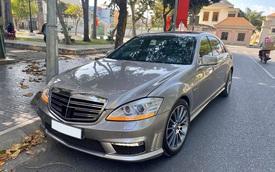Bỏ 200 triệu độ S63 AMG, đại gia Sài Gòn bán Mercedes-Benz S-Class với giá rẻ hơn Toyota Altis mua mới