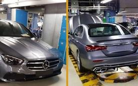 Mercedes-Benz E-Class lộ diện thiết kế mới - đối thủ 'không đội trời chung' của BMW 5-Series và Audi A6