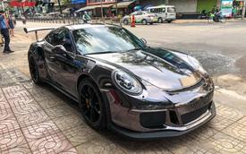 Siêu xe tin đồn của con rể Minh 'nhựa' bất ngờ xuất hiện tại một showroom bán xe ở Sài Gòn nhưng lý do sau đó còn gây bất ngờ hơn