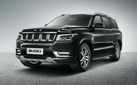 BAIC BJ90 - Xe Trung Quốc dùng công nghệ 'lỗi thời' có giá đắt hơn xe Đức
