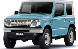 Sau G-Class và Defender, Suzuki Jimny tiếp tục 'nhái' mẫu xe huyền thoại này của Ford