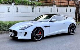 Jaguar F-Type S mất giá hơn 4 tỷ đồng sau 4 năm sử dụng