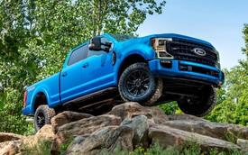 Ford trang bị công nghệ thường thấy trên siêu xe cho bán tải