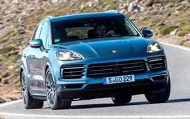 Porsche Cayenne - Từ con ghẻ thành chủ lực doanh số, lật đổ Macan
