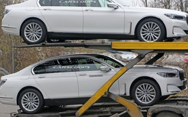 BMW 7-Series thế hệ mới lần đầu lộ diện, đe nẹt Mercedes-Benz S-Class