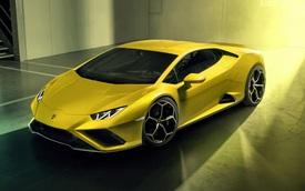 Ra mắt Lamborghini Huracan EVO RWD - 'Bò con' cho đại gia thích lái