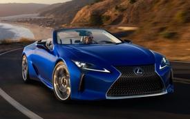 Toyota bị phạt vì bán phá giá xe Lexus
