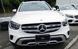 Mercedes-Benz GLC 2020 lắp ráp sẽ ra mắt vào sau Tết: Rẻ hơn, thêm phiên bản giá 'mềm' để thống trị phân khúc