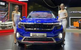Ảnh thực tế Kia Seltos - đối thủ Honda HR-V và Ford EcoSport có thể về Việt Nam