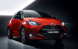SUV Toyota với khung gầm Yaris lỡ hẹn vì COVID-19