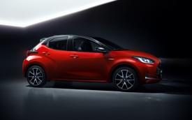 Toyota Yaris sẽ có phiên bản SUV dùng chung khung gầm