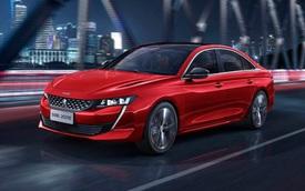 Ra mắt Peugeot 508 L Performance: Dài hơn, mạnh hơn Toyota Camry