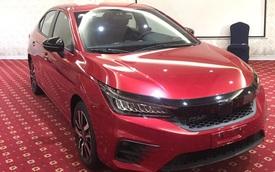 Honda City 2020 lộ diện tại Việt Nam: 'Tiểu Accord' thay đổi toàn diện đe nẹt Toyota Vios