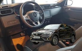 Nội thất Renault Arkana gây tranh cãi: Liệu có xứng với giá 1 tỷ đồng?