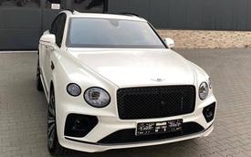 Bentley Bentayga 2021 chào hàng đại gia Việt với giá hơn 17 tỷ đồng