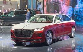 Ra mắt 'Maybach S-Class kéo dài của Trung Quốc' Hongqi H9+: Pha trộn cả Mercedes, Bentley và Rolls-Royce