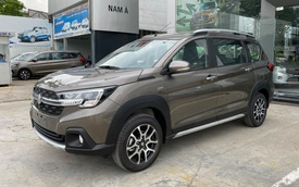 Suzuki Ertiga và XL7 giảm giá 'kịch sàn' tại đại lý để đối đầu Xpander, cao nhất 42 triệu đồng