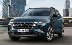 Hyundai thừa nhận sang hóa Tucson nhưng chưa đủ sức đối đầu BMW