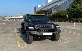 Tậu 'hàng khủng' Jeep Wrangler Rubicon rồi bán sau 1 năm, chủ xe lỗ ngay 1 tỷ đồng dù mới chạy 7.000km