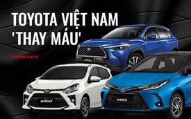Cuộc 'thay máu' lớn nhất lịch sử của Toyota Việt Nam: 10 xe mới, thêm hàng tá công nghệ, chịu giảm giá để chiếm lại thị phần