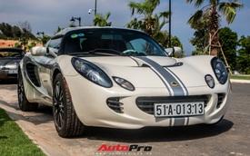 Chiêm ngưỡng xe thể thao Lotus Elise S2 độc nhất Việt Nam của tập đoàn Novaland, biển số độc gây chú ý