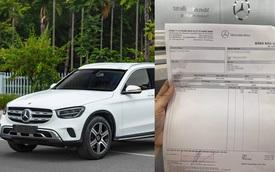 'Choáng váng' chi phí thay thước lái hết 155 triệu của Mercedes-Benz GLC, đắt ngang một chiếc phân khối lớn