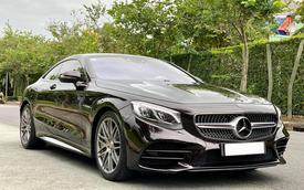 Dùng chưa tới 1 năm, chủ nhân hàng hiếm Mercedes-Benz S 450 Coupe đã bán xe giá 5,8 tỷ đồng với ODO bất ngờ