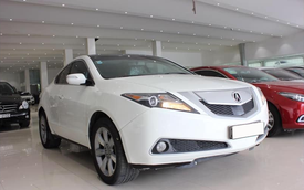 Hết thời, hàng hiếm Acura ZDX vẫn đắt hơn đàn em Honda CR-V 2020 cả trăm triệu đồng
