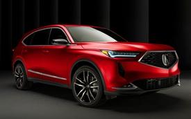 Acura MDX đã vắng bóng tại Việt Nam lột xác với diện mạo mới, có phiên bản thể thao, cạnh tranh BMW X5 và Mercedes-Benz GLE