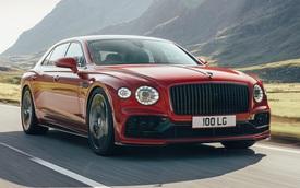 Bentley Flying Spur thêm bản giá mềm mà các đại gia Việt yêu thích gần đây