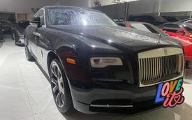Rolls-Royce Wraith 'siêu lướt' của dân chơi Hải Phòng được đồn đoán về tay Nguyễn Quốc Cường