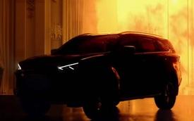 Lộ diện Isuzu mu-X thế hệ mới trước giờ G: Thiết kế sang chảnh hơn, cạnh tranh Toyota Fortuner