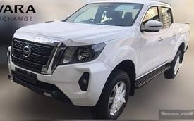 Nissan Navara 2021 lộ ảnh ngoài đời thực: Lưới tản nhiệt lớn, có chi tiết giống Toyota Hilux, chỉ chờ nhà phân phối mới mang về Việt Nam