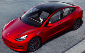 Tesla Model 3 thế hệ mới sẽ nhanh ngang ngửa BMW i8, chạy được liên tục 564 km
