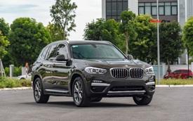 Chủ xe BMW X3 quyết định chia tay chỉ sau 12.000km, giá bán lại gần bằng tiền mua xe mới tại đại lý