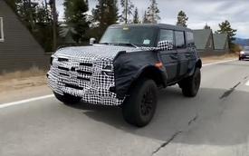 Đại gia Việt đặt hàng Ford Bronco Warthog sẽ phải chờ tới... cuối năm 2022
