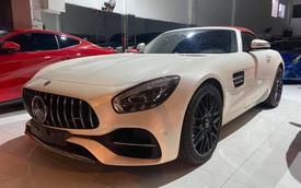 Đổi chủ, Mercedes-AMG GT Roadster độc nhất Việt Nam chính thức cập bến Sài Gòn