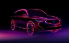 Acura MDX lộ mặt - tham vọng đối đầu BMW X5, Mercedes-Benz GLE và Audi Q7