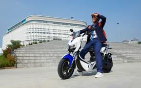 Yadea X5 mở bán tại Việt Nam, giá từ 22 triệu đồng, cạnh tranh Pega Newtech