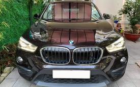 Sau 38.000km, BMW X1 bán lại ngang giá lăn bánh Toyota Corolla Cross 2020