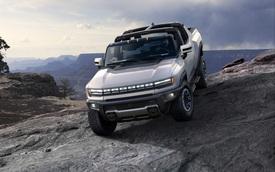 Hummer chính thức trở lại: Kiểu dáng bán tải, động cơ 1.000 mã lực, sạc nhanh như điện thoại