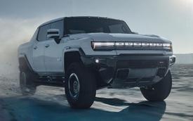 7 tính năng 'hot' trên GMC Hummer EV: Có khả năng bò ngang như cua