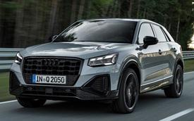 Audi Q2 2021 chính thức ra mắt: Nâng cấp để đấu BMW X2 và Mercedes-Benz GLA
