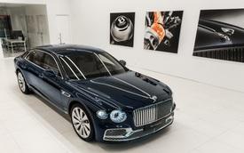 Cận cảnh Bentley Flying Spur First Edition đầu tiên tại Việt Nam, giá bán lên tới 30 tỷ đồng