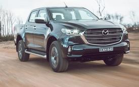 Đây là thử nghiệm an toàn Mazda BT-50 2021 sẽ về Việt Nam: 5 sao nhưng vẫn có 'sạn'
