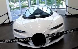 Tốn tiền tỷ mỗi tháng chỉ để thuê Bugatti Chiron, giới nhà giàu cũng phải choáng váng