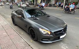 6 năm chỉ chạy 32.000km, hàng hiếm Mercedes-Benz SL 350 AMG bán lại với giá 3,3 tỷ đồng