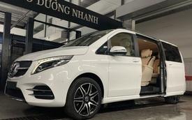 Mercedes-Benz V 250 AMG đầu tiên về Việt Nam: Ngoại hình thể thao, nội thất sang chảnh, giá thấp hơn gần tỷ đồng so với Toyota Alphard